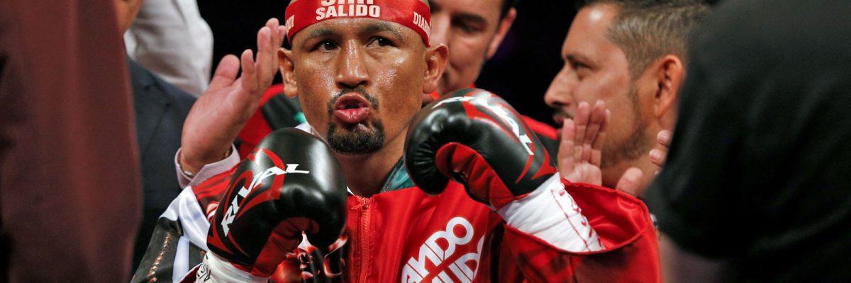 Orlando Salido, campeón mexicano que ganó el premio a la