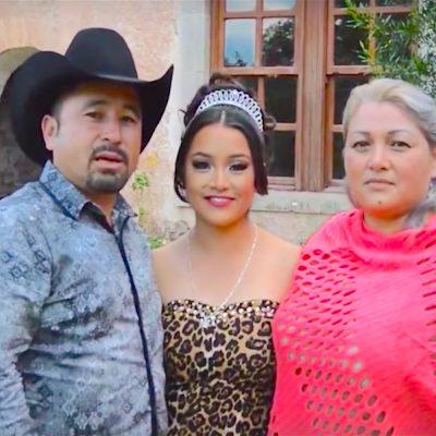 #LosXVdeRuby: Quería a todo el mundo en la fiesta de su hija, y lo consiguió