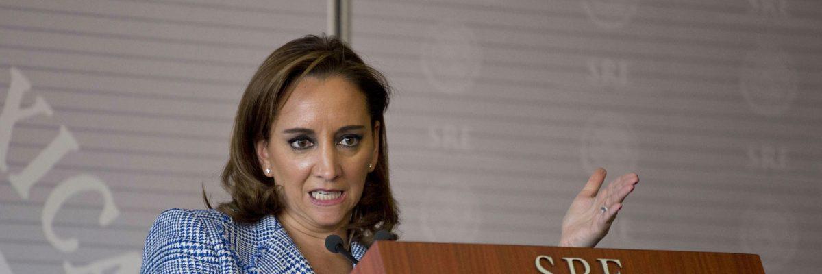 #AmigosYSocios: Arizona y Sonora son ejemplo a seguir en la frontera, dice Ruiz Massieu