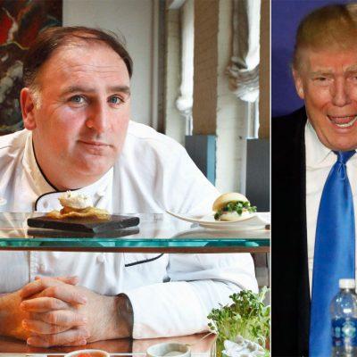 #SopaDeSuPropioChocolate: Trump deberá testificar por pleito contra chef que defendió a México