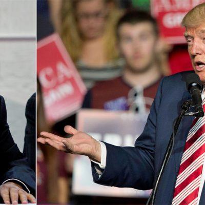 #NoQueNo: Donald Trump hace las paces con el mexicano Carlos Slim