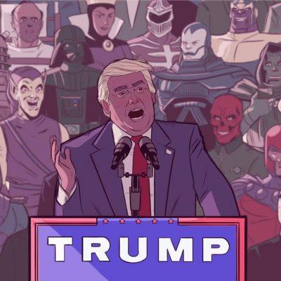 El gabinete de Trump