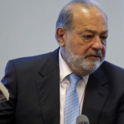 Carlos Slim habló de Trump