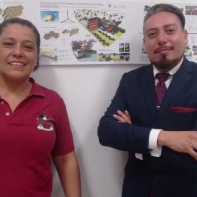 #Duros: Premian a mexicanos en Londres por un material de construcción más fuerte que el concreto