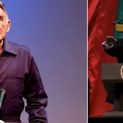 Héctor Suárez le pide a Peña Nieto que se vaya