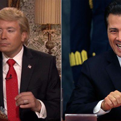 #Misterio: Hablan Trump y Peña una hora por teléfono