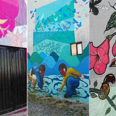 #Xanenetla: Con sus propias manos, mexicanos rescatan a un barrio bravo