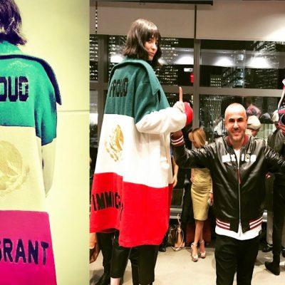 #JuntosTogether: Ropa bien mexicana que habla de nuestro orgullo como inmigrantes
