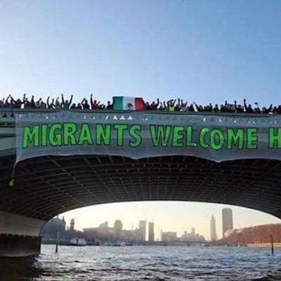 Protestas contra Trump alrededor del mundo