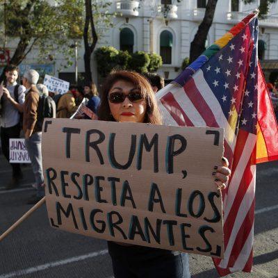Solidaridad con México