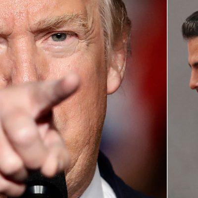#Bully: Trump se ensaña con México ante la debilidad de Peña Nieto