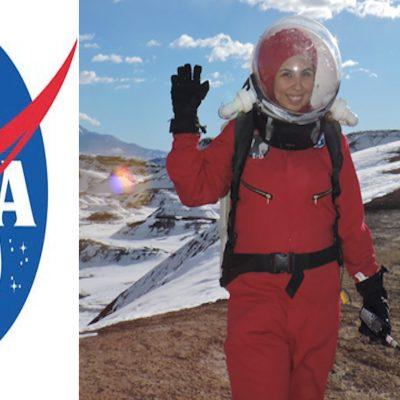 #ChicaEspacial: Sus esfuerzos la llevaron de Sinaloa a la NASA