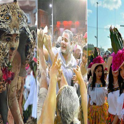 #CarnavalTenosique: ¿Por qué este carnaval mexicano es uno de los más raros del mundo?