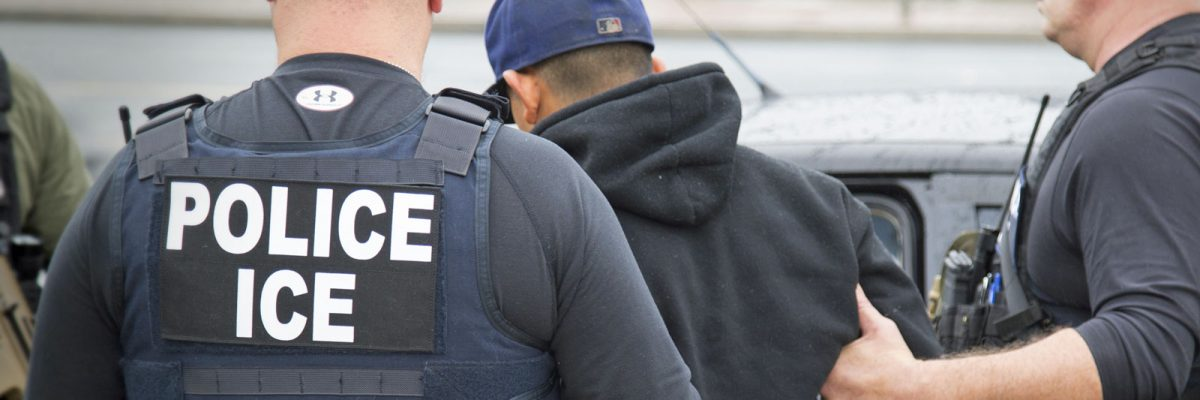 Agentes de ICE