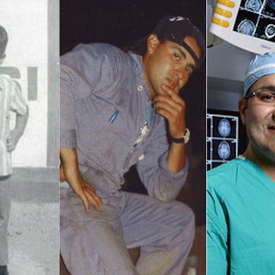 #MexicanBrain: Este doctor arriesgó su vida al cruzar la frontera y hoy se dedica a salvar vidas