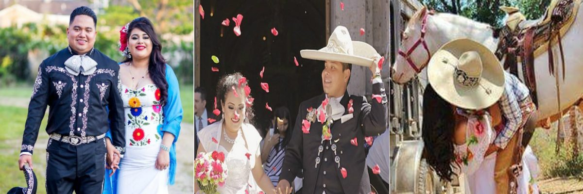 7 cosas que hacen únicas a las bodas con sabor a México