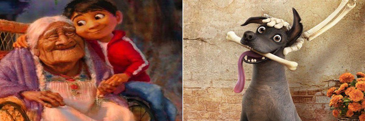 """#PixarCoco: El nuevo cartel de """"Coco"""" es una belleza"""