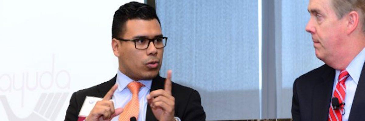 Banquero David Ramos