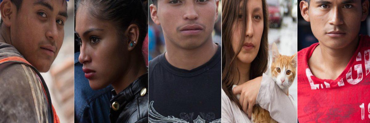 #AlNatural: Fotógrafo muestra rostros mexicanos, perfectos y cargados de historia