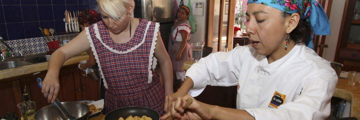 #Enmolados: En la cocina tradicional y en la alta cocina, el mole sigue siendo el rey