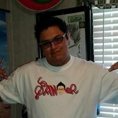 Sanoer, rapero inmigrante de origen mexicano