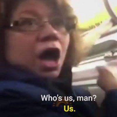 #Valiente: Latina defiende a musulmanes de ataque racista en el metro de Nueva York
