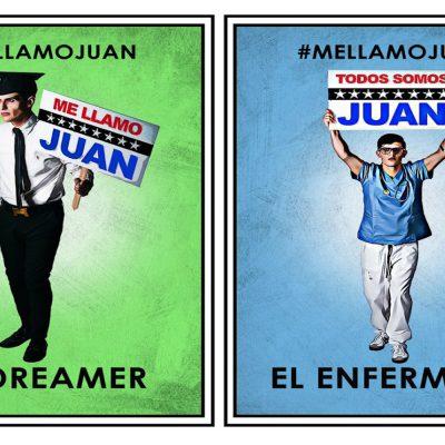 #MeLlamoJuan: Un homenaje a los inmigrantes al ritmo de ranchera
