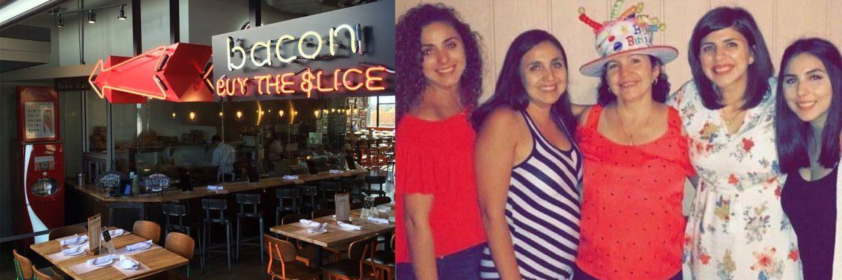#Despedido: Un ignorante mesero de California exigió a clientas hispanas prueba de residencia para atenderlas