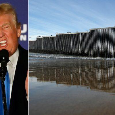 #Amenaza: Si Trump sigue fregando con el muro, los demócratas le paran el gobierno