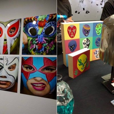 #MXLA2017: Los amantes de la lucha libre tienen que ver esto