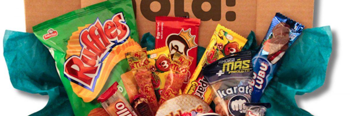 Dulces mexicanos.