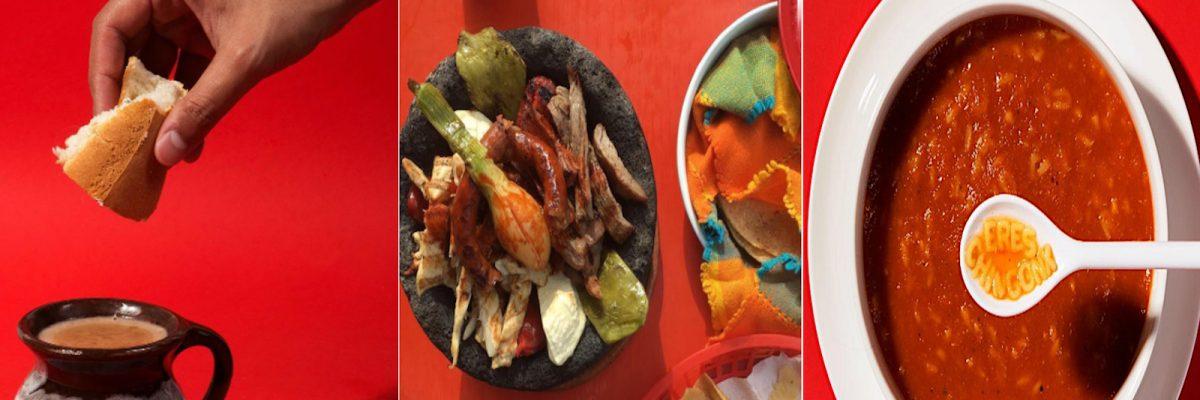 Su blog muestra la belleza de los platos mexicanos.