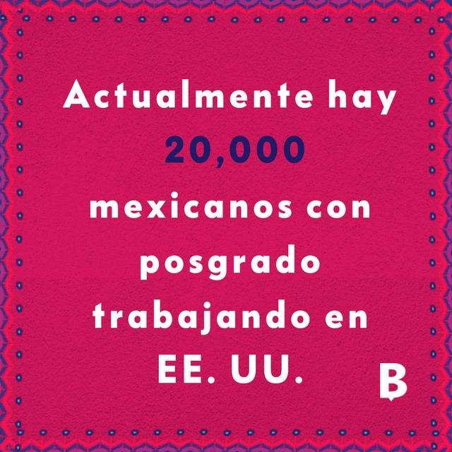 Cientificos mexicanos en EE. UU.