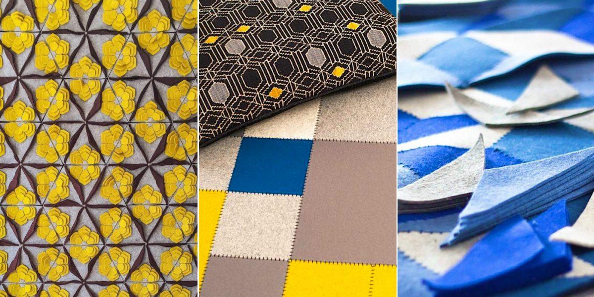 Una marca mexicana de textiles.