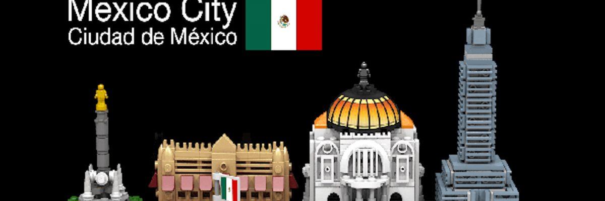 México merece ser de Lego.