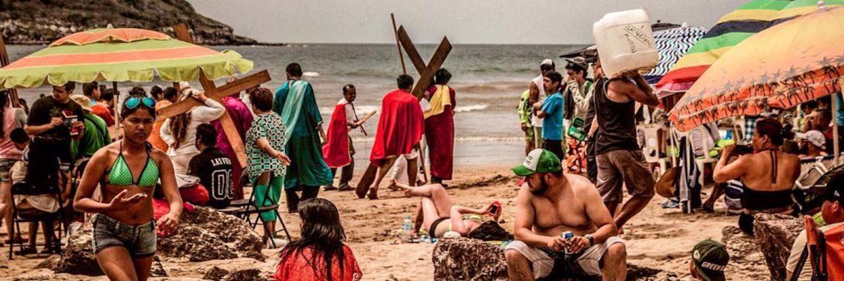 Semana Santa en México. Foto: Instagram