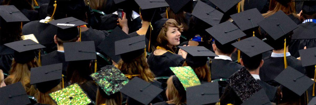 Graduados de la Universidad Estatal de Nueva York