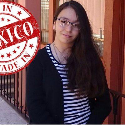 Ana Paula Jiménez, gana medalla en matemáticas