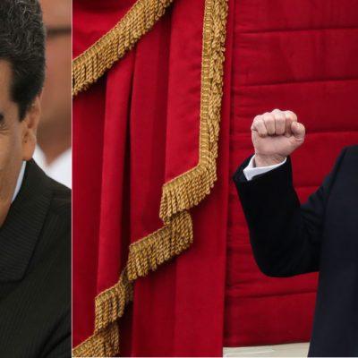 maduro vs trump