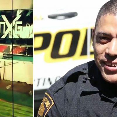 Policia San Antonio