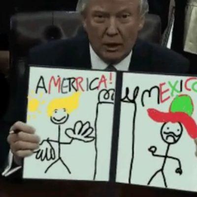 #ConPerasYManzanas: Premios Nobel explican a Trump la importancia de los inmigrantes para el país