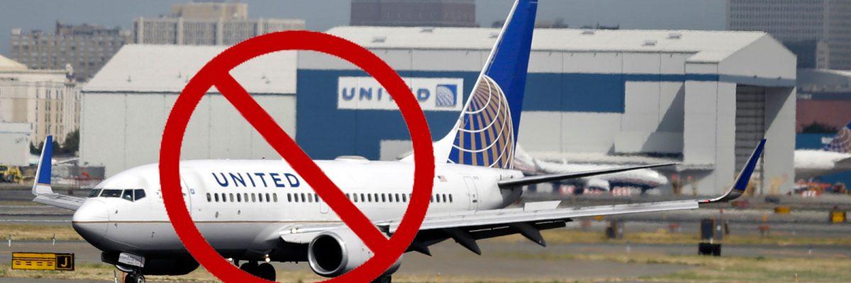 Un mexicano fue discriminado en un vuelo de United