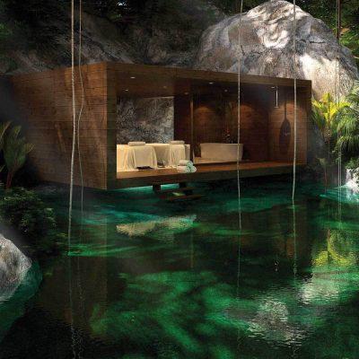 Es mexicano el mejor hotel del mundo.
