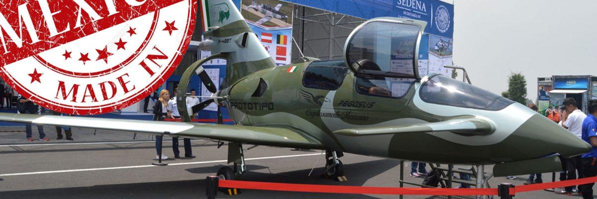 Avión Pegasus México