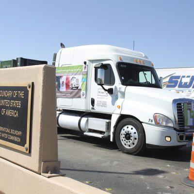 Camioneros en Estados Unidos
