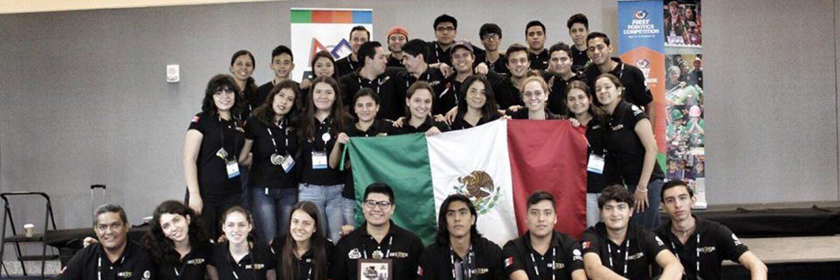 #MexaTronics: Gana México competencia de robótica en Houston