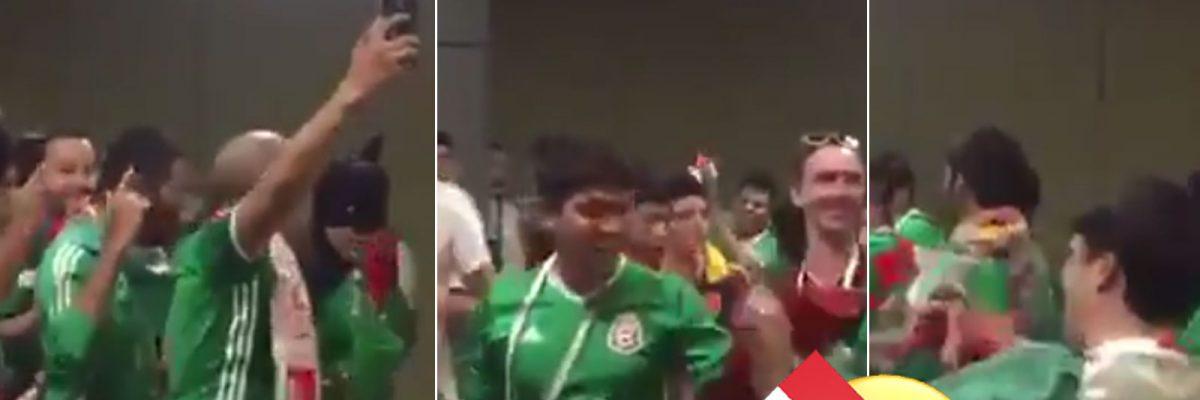 #Viral: Mexicanos bailan