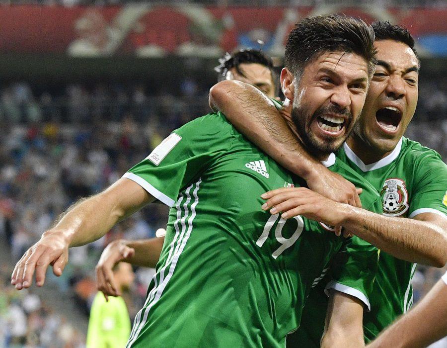 """#Voltereta: El """"Tri"""" regresó con dos golazos para apuntarse su primer triunfo"""