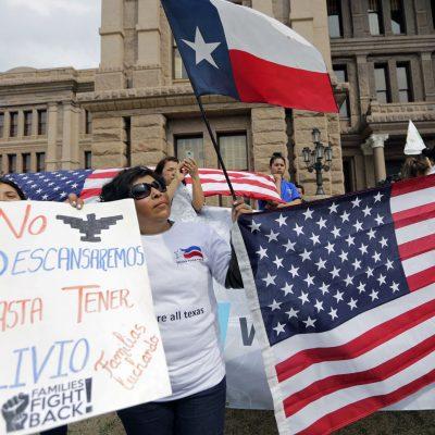 #Rebelión: Houston ya se sumó al pleito contra Texas y la SB4