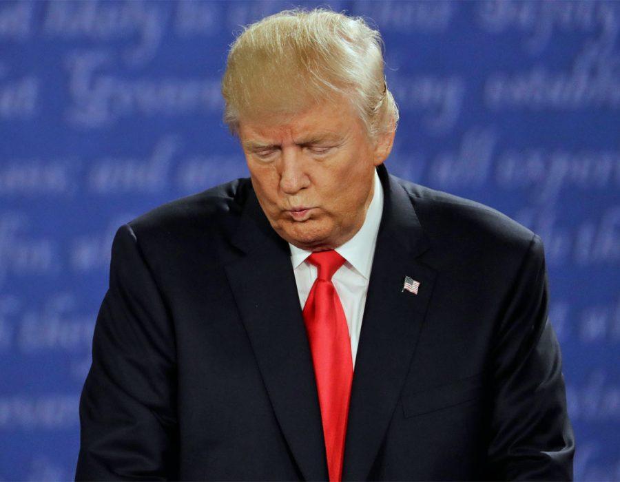 #Abandonado: Empleados de la Casa Blanca se preparan para renuncia de Trump